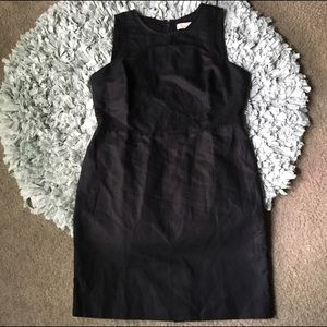 LOFT NEW with tags LBD Shift dress size 10P